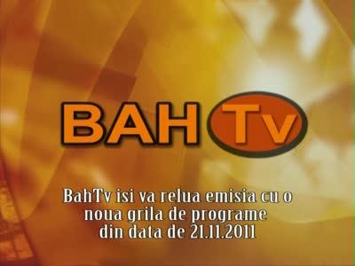 تردد قناة BAH TV  مدار القمر Thor 6, 0.8°W