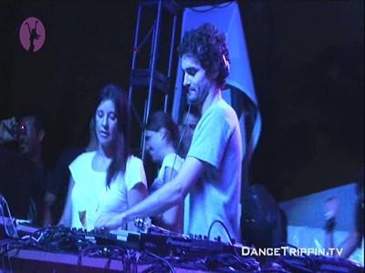 ����� �������� - ���� DanceTrippin TV - ���� Trace - ���� ��� Astra 3B 23.5E