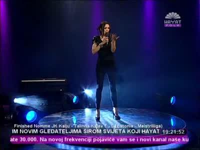 ���� ����� Eutelsat 16A @ 16� East - ���� Hayat BiH- ���� Hayat Plus- ���� Hayat Folk