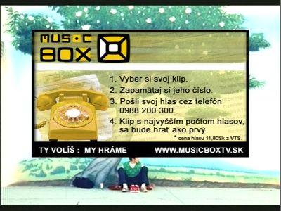 ���� ���� // MusicBox //���� ����� //Thor 6, 0.8�W