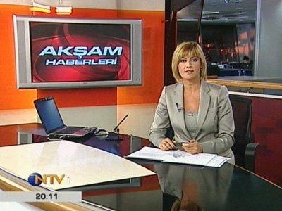 تردد قناة NTV Avrupa - قناة جديدة مدار القمر التركى Turksat 3A 42.0°E