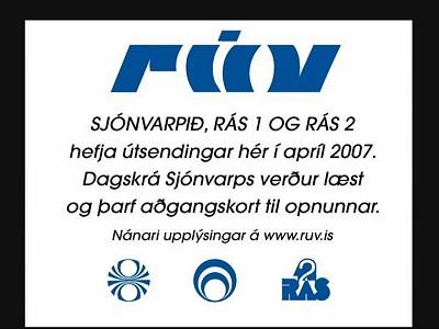 ���� //Sjónvarpið //���� ����� //Thor 5 0.8�W